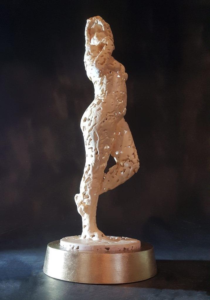 nude figurine
