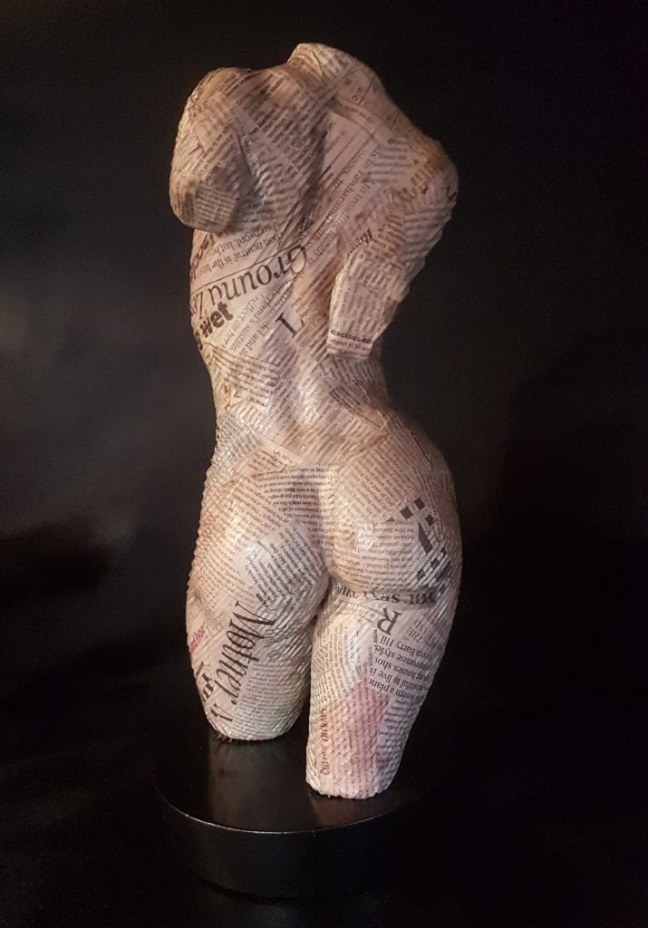 Female torso